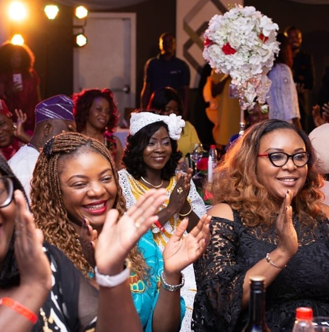 All the fun glitz and glamours as Smoov Chapman Celebrates Mothers