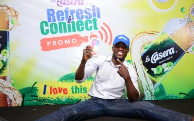 La Casera Excites Consumers in Ibadan as More Winners Emerge in the La Casera 'Refresh & Connect' Promo