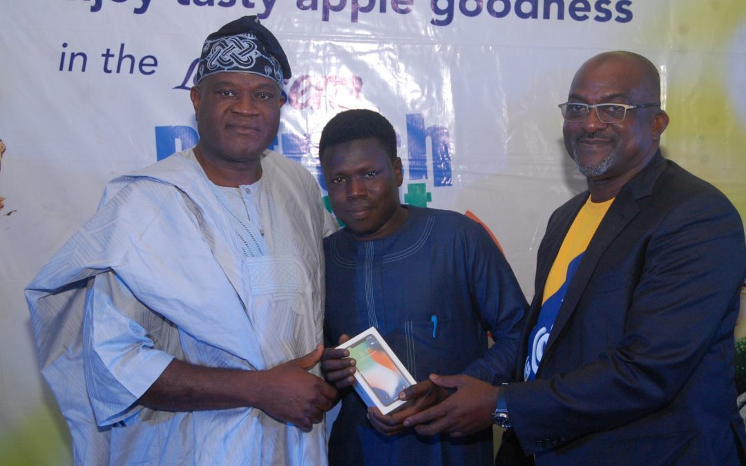 """La Casera excites Consumers in Kano as Winners emerge in the """"La Casera Refresh & Connect"""" Promo"""
